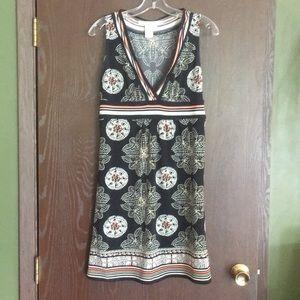 Sleeveless dress in small